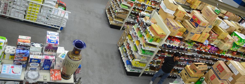Asian supermarket regina